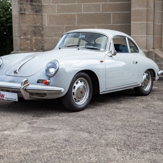 KW extends Classic product line: Adjustable dampers developed for Porsche 356 restorations