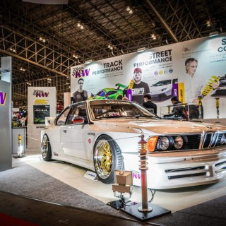 Season opening in Japan: KW at the Tokyo Auto Salon 2019