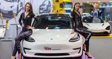 Bigger. Better. Lower. KW Group @ Essen Motor Show 2018