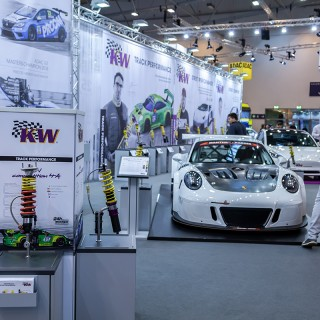 We will ignite a firework of novelties at the Essen Motor Show 2019