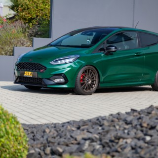Guaranteed added driving pleasure in the Ford Fiesta ST (JHH)