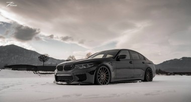 Maximum M – the awesome Z Performance BMW M5