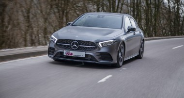 KW Variant 3 also available for the Mercedes-Benz A-Class (W177)