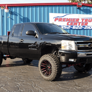 Turning a Fake Off-Road Truck into a Real High-Performance Pickup
