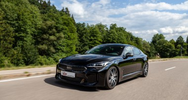 Upgrade your driving pleasure: KW Variant 3 out now for all KIA Stinger
