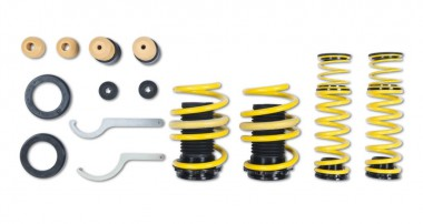 Expansion of our product range: ST lowering springs with continuous height adjustment
