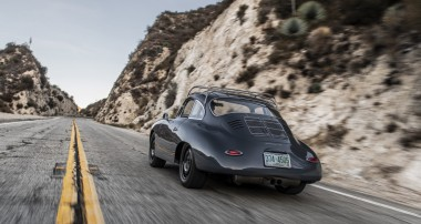 The perfect Custom 356 by Emory Motorsports with AWD and 200 hp strong flat-four-engine