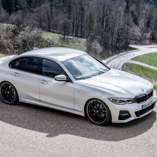 KW Variant 3 now also available for the new BMW 3-series (G20)