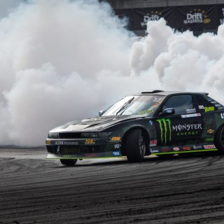 New partnership with Drift Masters European Championship