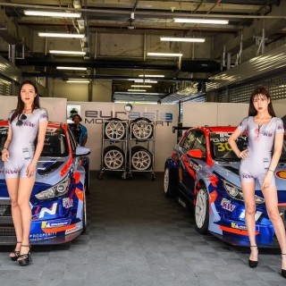 TCR Asia @ Shanghai – the TCR Asia title looks like a family affair