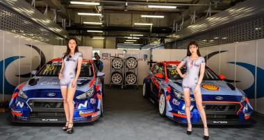 TCR Asia @ Shanghai – the TCR Asia title looks like a family affair