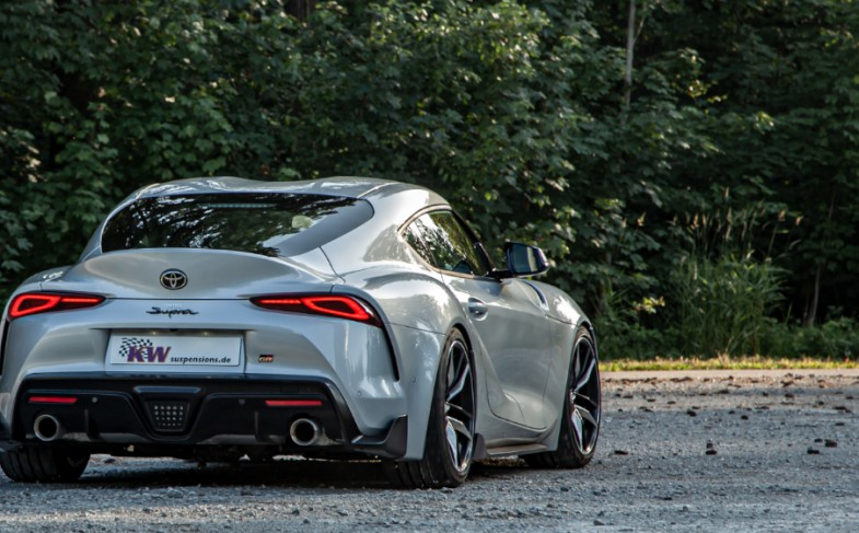 KW Variant 3 coilover suspension now available for Toyota GR Supra