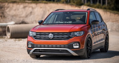 Lowered and stanced SUVs gaining popularity: KW Coilover suspension kits are now available for VW T-Cross