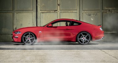 735 hp, 880 Nm: Wolf Racing creates a limited edition Mustang to celebrate its 40th Anniversary.