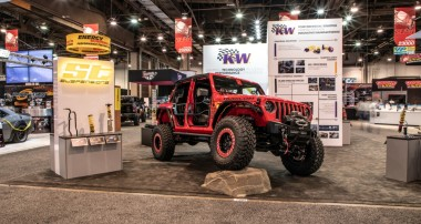 Trucks and Supra – a European Review of the SEMA Show 2019