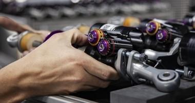 KW is expanding the program of multiway adjustable racing dampers