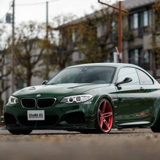 """Brief visit to """"Studie AG"""" in Japan: A joyride with the AC Schnitzer ACL2"""