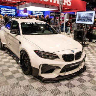 "BMW M2 ""Ghost"": The well-known Instagram-BMW looks much better in real life!"
