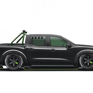 Teaser: Baggsy and ST are building an Nissan GT-R powered Pick-Up Truck for Drifting