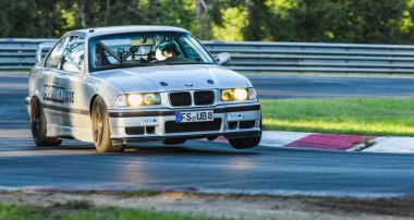 "BTG-Throwback: A 321 hp BMW M3 is the new ""BTG"" unofficial record holder on the Nordschleife with 7:22 minutes"
