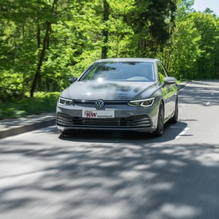 KW coilover suspensions kits for the new 2020 VW Golf Mk 8: For every Volkswagen Golf enthusiast, the perfect suspension