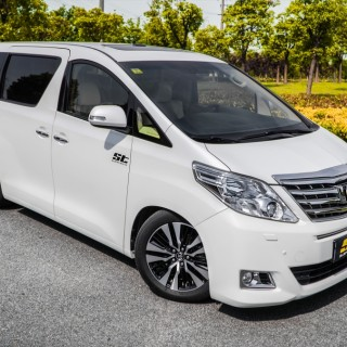 German Engineering for Toyota Alphard and Vellfire (AH20)