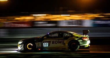 KW Motorsports Partner: ROWE Racing and BMW Motorsport celebrates overall victory