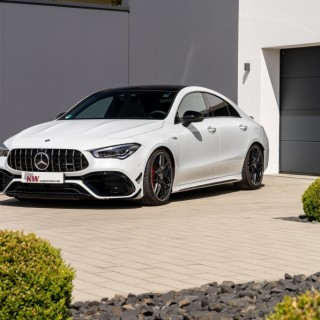 As sporty as needed, as comfortable as possible: KW Variant 3 for Mercedes-AMG CLA 45 S 4MATIC+