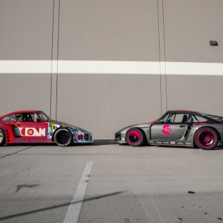 "Porsche Rat-pack: Air-cooled versus ""Electric-powered 935"" 0:1?"