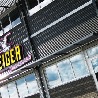 Great synergies: Reiger Racing Suspension, located in the Netherlands, becomes part of the KW automotive group