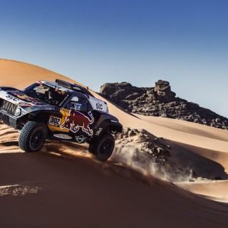 Dakar Rally 21: Reiger Racing customers triumph