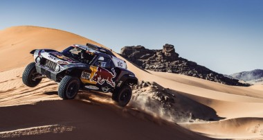 Dakar Rally 21: Reiger Suspension customers triumph