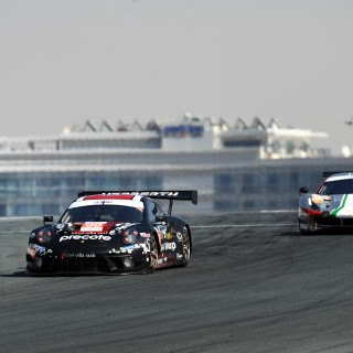 Asian Le Mans Series: Porsche 911 GT3 R wins GT Class two times!