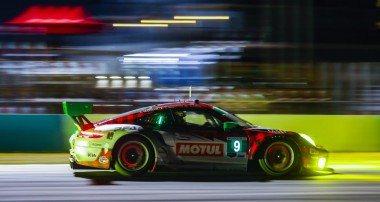 Two victories at Sebring 2021: Porsche's customers win GTD-class