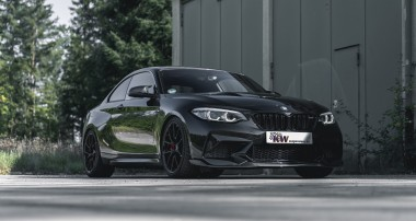 """Record approved"": KW Clubsport 3-way for BMW M2 Club Sport & Co."