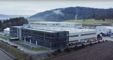 The most extensive operations building of KW's history is complete: KW relies on the expertise of the Gebhardt Intralogistics Group for its conveyor technique