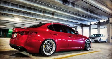 Best practice: Alfa Romeo Giulia meets KW Variant 3 and more