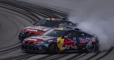 It's official: The Red Bull Driftbrothers starting with two 1,050 hp BMW M4 Competition (G82)!