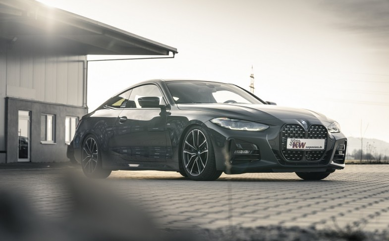 KW Variant 1, Variant 2 and Variant 3 coilovers now available for all BMW 4 Series Coupes (G22) – a brief advice for your purchase