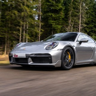 KW Variant 4 coilover kit – drive your Porsche 911 (992) like it's meant to be